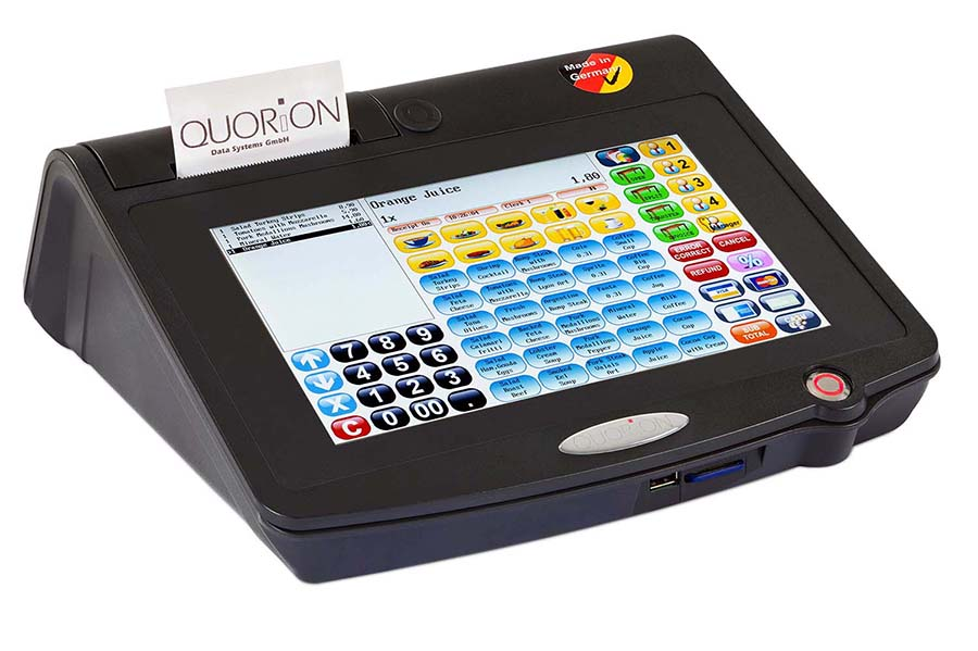 Caisse Tactile QUORION QTouch 10