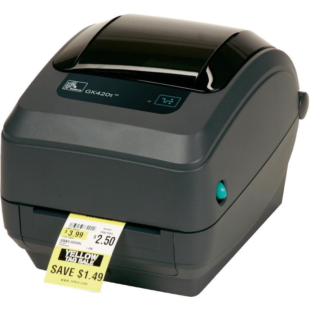 Imprimante code à barre ZEBRA GK420D